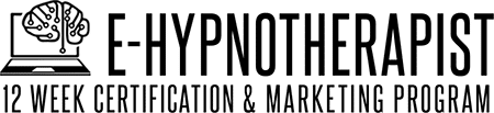 E-Hypnotherapist Certification & Marketing Program Logo