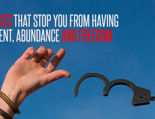 6 Mistakes That Stop You from Having Fulfilment, Abundance and Freedom