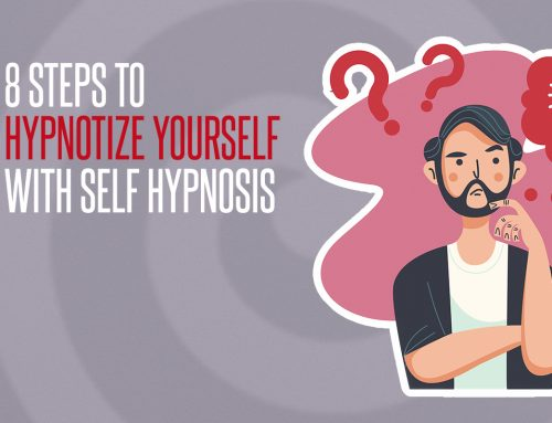8 Steps to Hypnotize Yourself with Self Hypnosis – Hypnosis Infographic